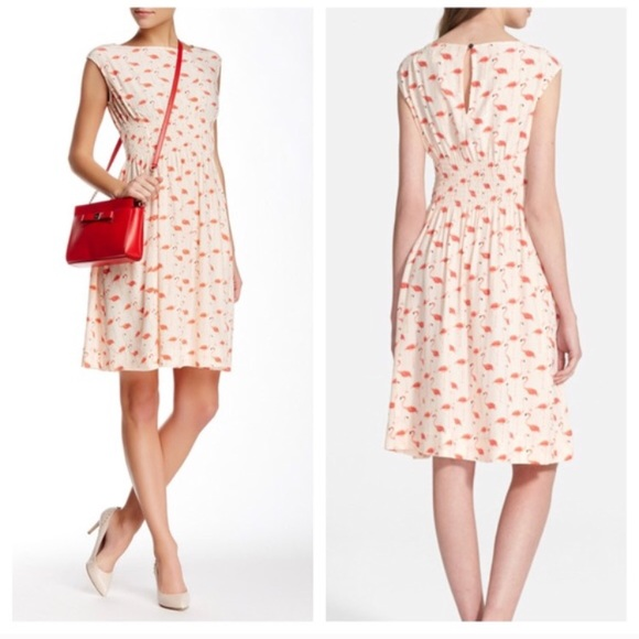 9dd839bea14f kate spade Dresses   Skirts - • Kate Spade • Flamingo Blaire Dress 14